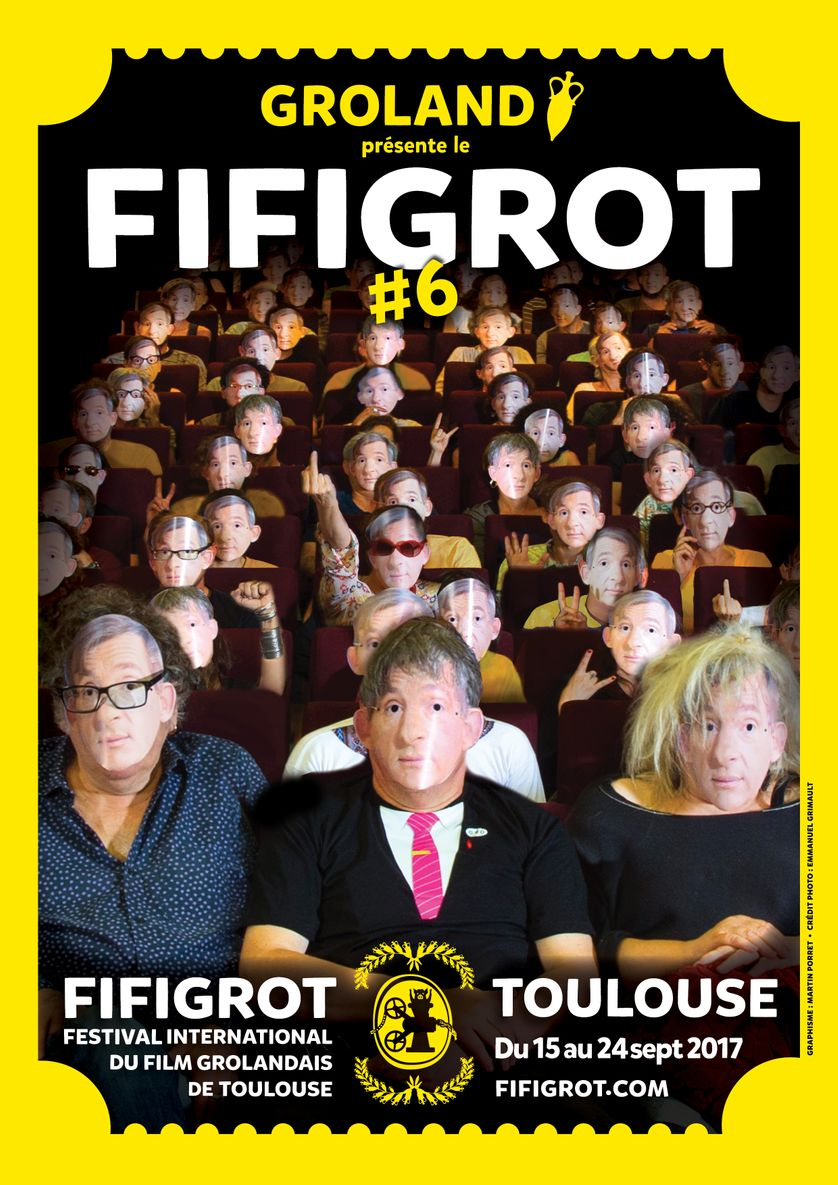 Affiche Fifigrot, 2017