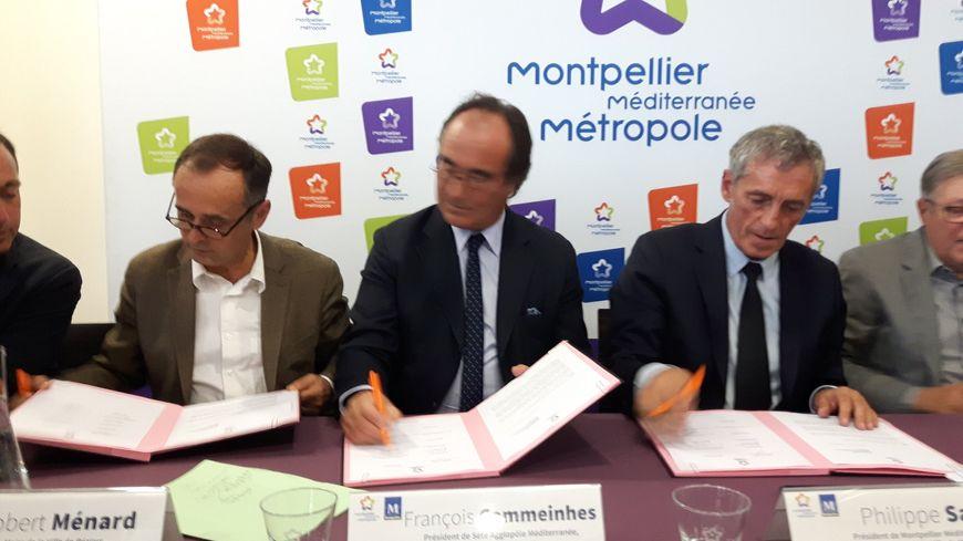 Robert Ménard, François Commeinhes, Philippe Saurel signent le courrier pour Emmanuel Macron