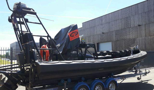 Bateau sans pilote de Naval Group