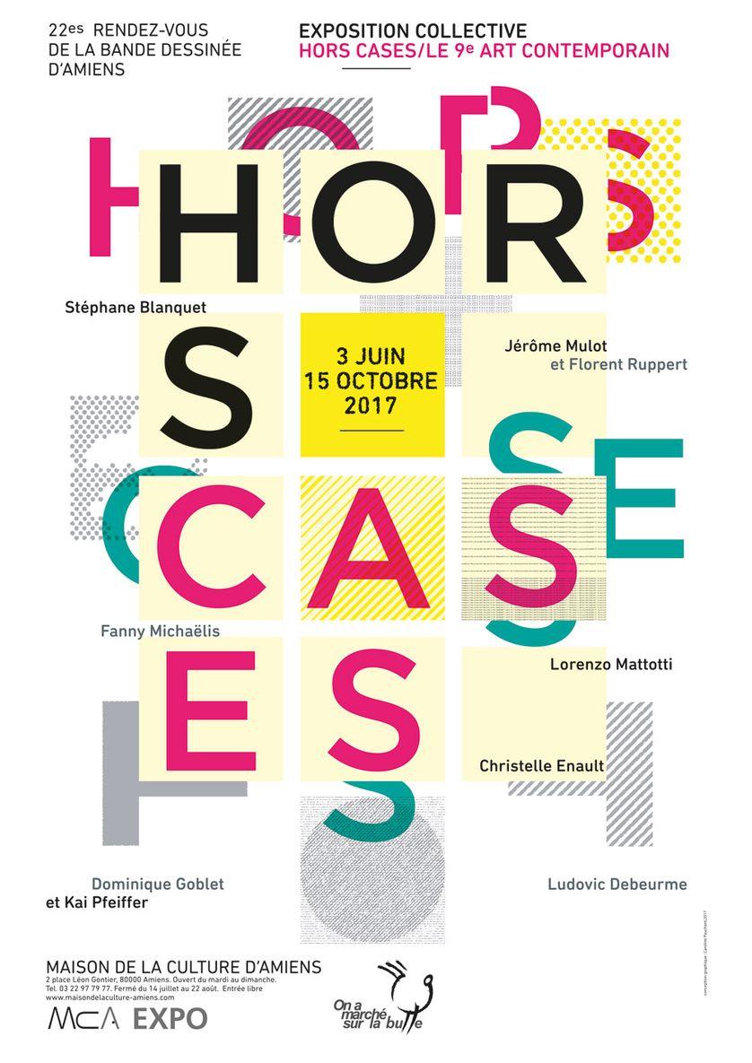Affiche Hors Cases