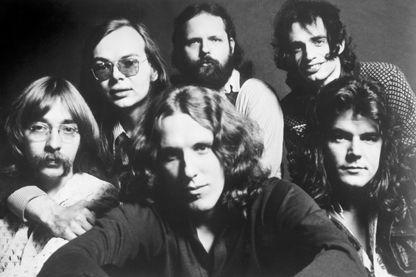 Steely Dan en 1972
