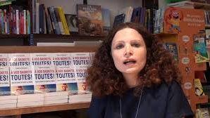 Fabienne Broucaret, journaliste et écrivain spécialiste du sport
