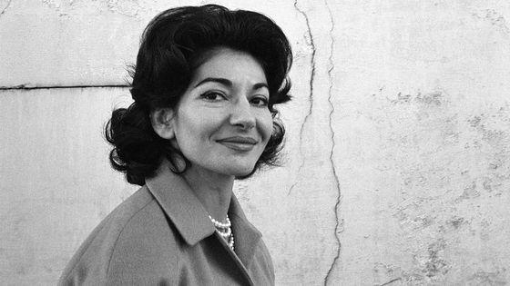 Maria Callas à Monte Carlo, 1960