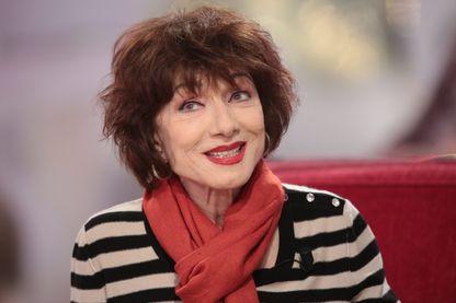 La comédienne Judith Magre