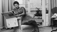 Jazz au Trésor : Ella Fitzgerald - The Lost Recordings, Live Concertgebouw 1961