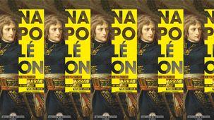 Exposition des oeuves et objets de Napoléon du Château de Versailles