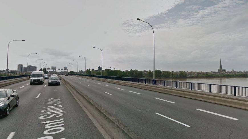 La vitesse sera désormais limitée à 50 km/h sur le pont SaintJean.