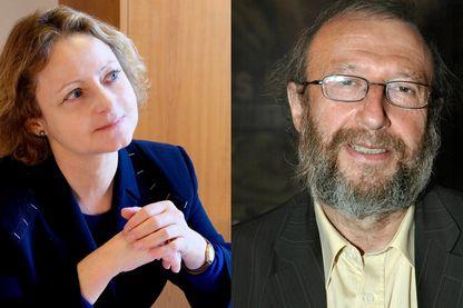 Nicole-Marie Meyer et André Cicolella