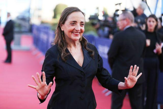Dominique Blanc au Festival de Deauville en septembre 2017