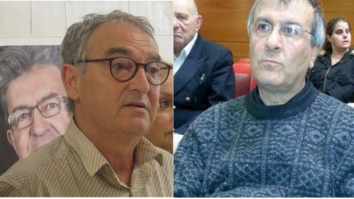 Jacques Casamarta (Corse Insoumise), Michel Stefani (PCF)