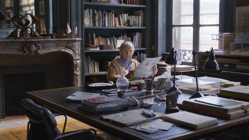 "Jean-Louis Trintignant dans ""Happy End"""