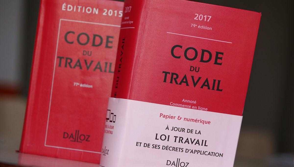86330eb3891 Réforme du travail   le Code Dalloz sort une édition exceptionnelle
