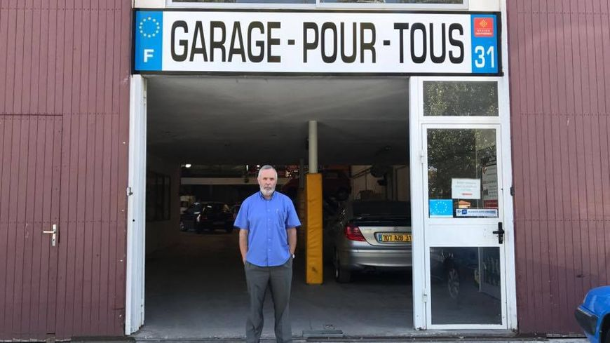 garage associatif toulouse 31