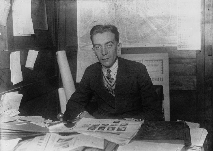 Marcel Aymé en 1926