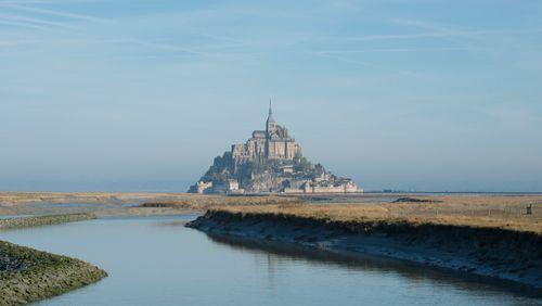Épisode 3 : Dans les sables du Mont-Saint-Michel