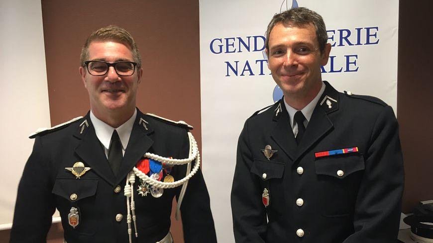 Du nouveau la t te de la gendarmerie en normandie - Nouvelle grille indiciaire gendarmerie ...