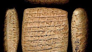 """Lire et écrire en Mésopotamie à l'époque paléo-babylonienne : la correspondance"""" (3/8) : Comment les lettres étaient-elles écrites et par qui?"""