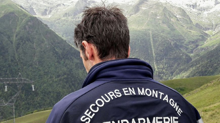 gendarme du PGHM