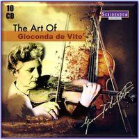 Sonate pour violon et piano n°1 en Sol Maj op 78 : 1. Vivace ma non troppo - Gioconda De Vito