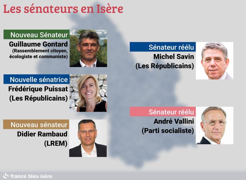 Les élections sénatoriales en Isère