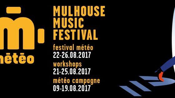 Affiche festival Météo 2017