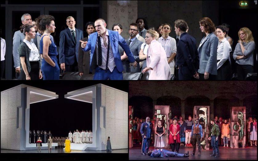 Carmen, Aïda, La Clémence de Titus