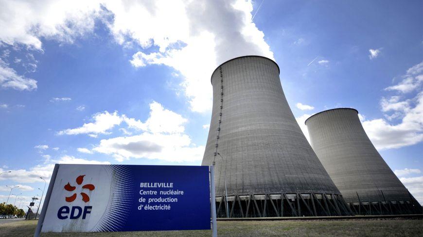 Le centrale située dans le Cher a été placée en surveillance renforcée.