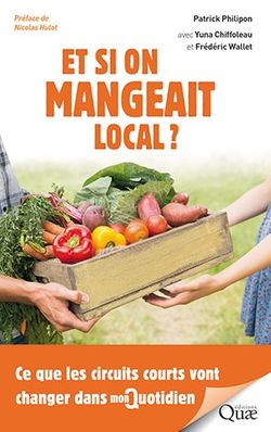 "Couverture ""Et si on mangeait local ?"""