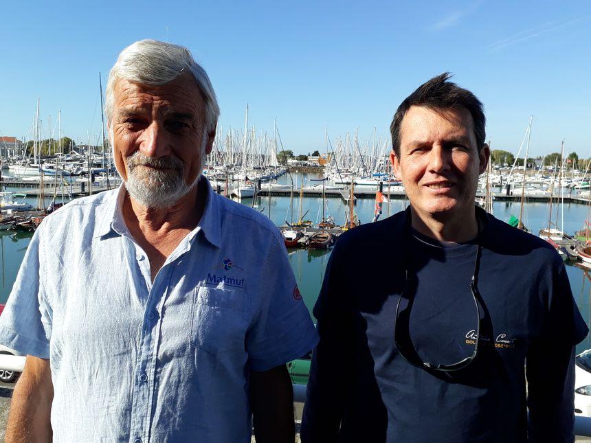 Le sablais Jean-Luc Van Den Heede et le noirmoutrin Antoine Cousot sont déjà préinscrits