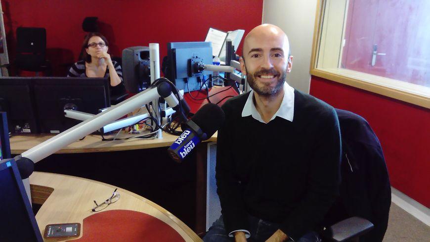 Romain Haaser dentiste à Bordeaux