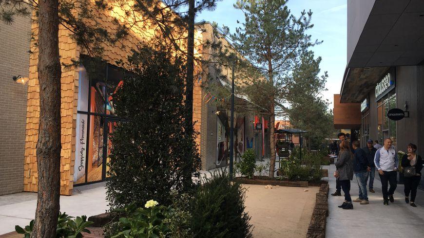 Ouverture de la nouvelle zone commerciale shopping promenade c ur picardie amiens - Nouveau centre commercial amiens nord ...