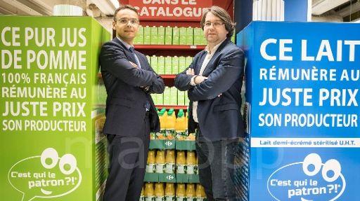 Nouveau développement pour le lait des consommateurs