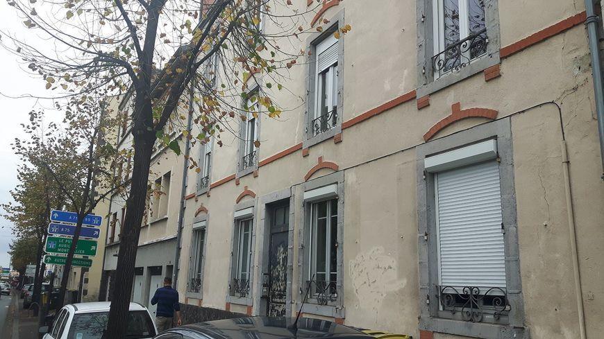 C'est dans cet immeuble du Boulevard Côte-Blatin qu'a eu lieu le drame