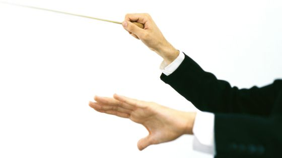 L' Orchestre Universitaire de Besançon propose un stage de découverte et d'initiation à la direction d'orchestre pour les musiciens malvoyants et aveugles