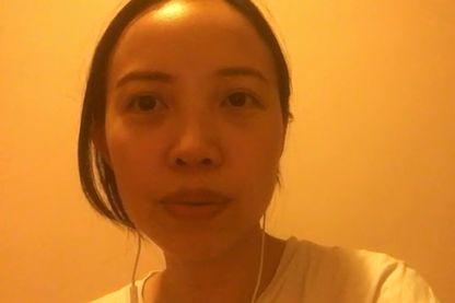Kit à Hong-Kong, contactée par Skype