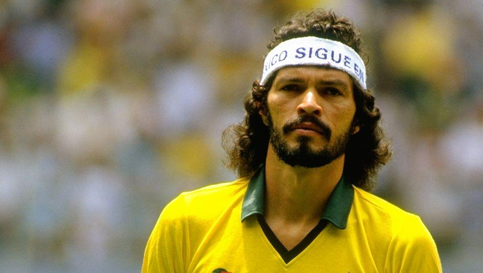 Sócrates, footballeur philosophe
