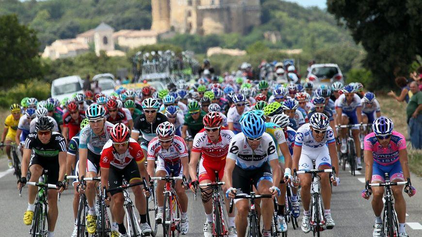 Le tour de France est déjà parti deux fois de Saint-Paul-Trois-Châteaux en 2011 et 2012. Le peloton était passé à Suze-la-Rousse