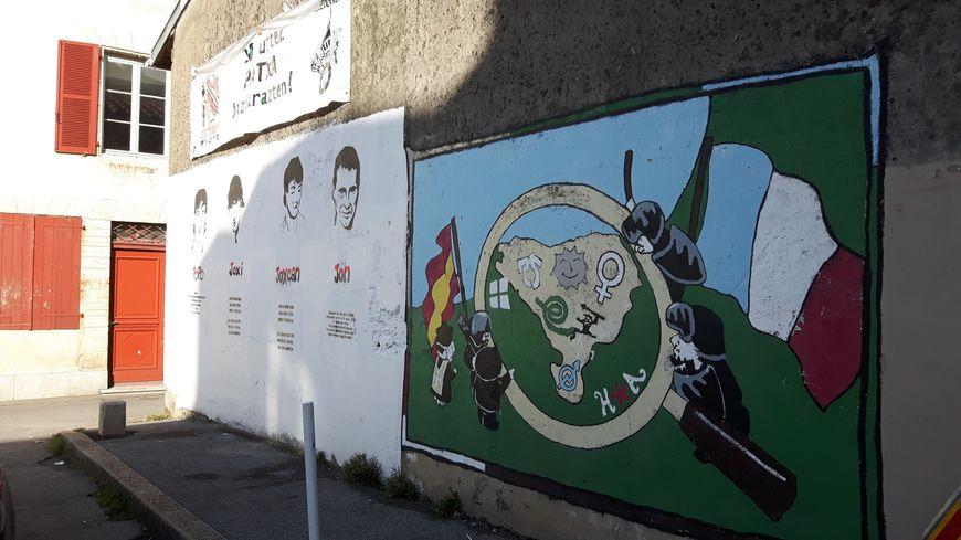 Place Patxa Quand La Rebellion Basque Devient Un Patrimoine