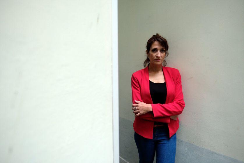 """Nathalie Haddadi vient d'être condamnée à deux ans de prison ferme pour """"financement du terrorisme """"."""