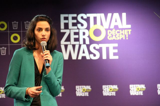 Laura Chatel, chargée de plaidoyer - Zero Waste France