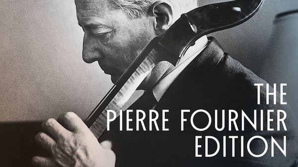 Carrefour de Lodéon - Acte II du jeudi  5 octobre 2017 - Pierre Fournier chez Deutsche Grammophon