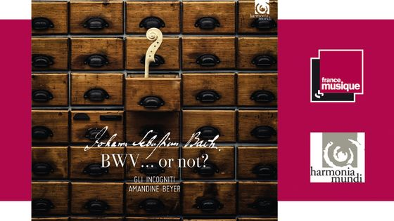 BWV... or not ? par l'ensemble Gli Incogniti