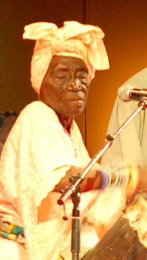 Bi Kidude Baraka (05.06.2007) par Erik (HASH) Hersman