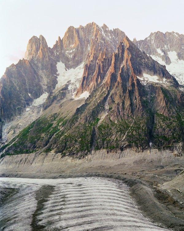 Glacier de la Charpoua