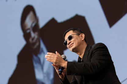 Wong Kar Wai au festival Lumière à Lyon