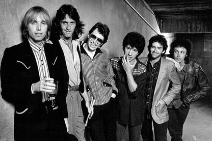 Tom Petty and the Heartbtreakers le 9 juin 1983.