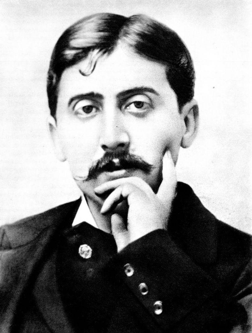 Marcel Proust en 1895.