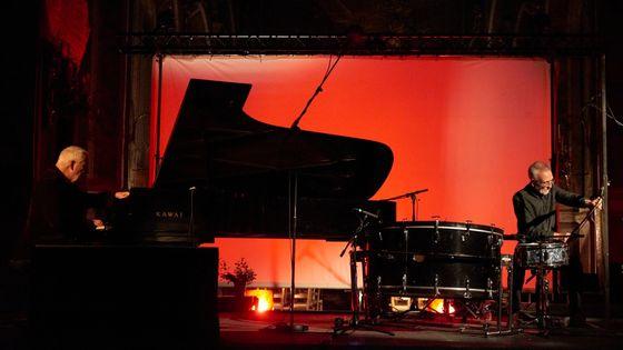 John Tilbury et Eddie Prevost au festival CRAK par Magouka