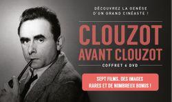 Coffret DVD Clouzot avant Clouzot