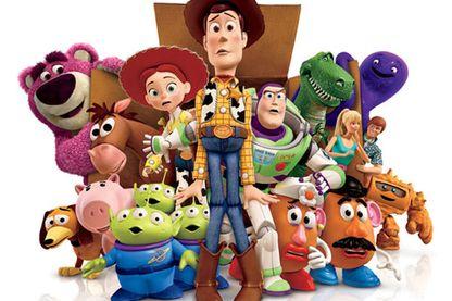 Détail affiche Toy Story 3